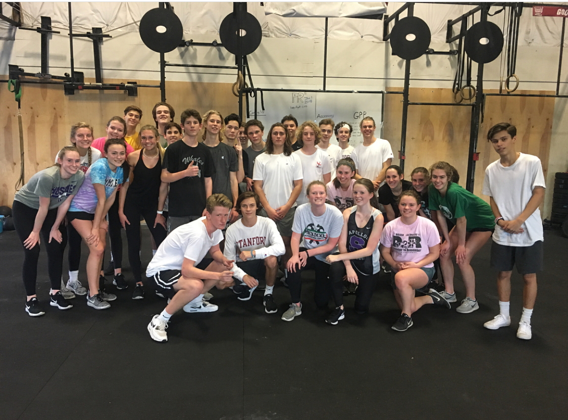 Summer Youth Strength and Conditioning